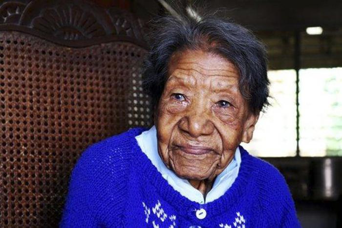 Vive en Cuba la segunda mujer más longeva del planeta