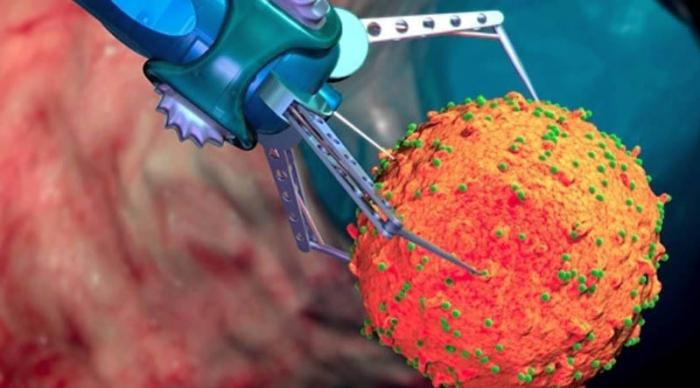El tratamiento localizado de dolencias es uno de los resultados más notables de la Nanotecnología
