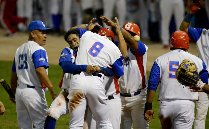 Alazanes de Granma a un triunfo de revalidar el título del Béisbol cubano