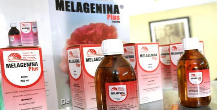 Presenta Cuba en Angola la Melagenina plus para tratamiento de vitiligo