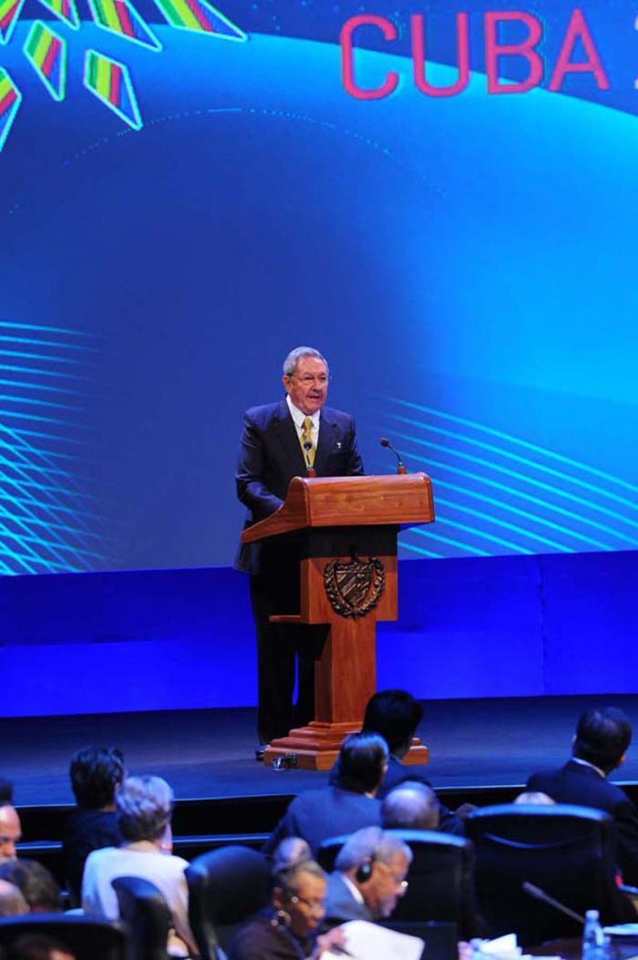 Raúl: incansable impulsor de los procesos integracionistas y antimperialistas por antonomasia