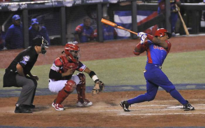 The Undefeated Cuba losses to Dominican Republic in the Caribbean Series