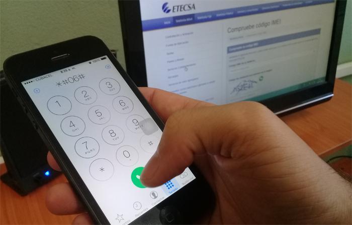 Aunque Etecsa hará cumplir lo establecido, no bloqueará la línea del cliente sin antes haberle alertado de su situación. Foto: Luis Alberto DH