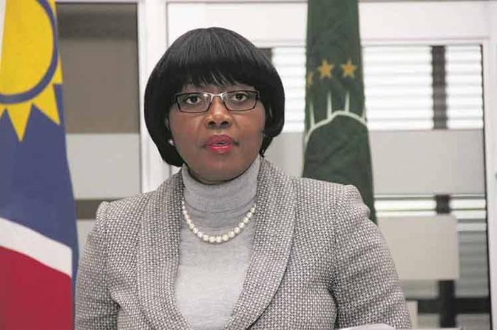 Inicia hoy visita a Cuba primera ministra de Namibia