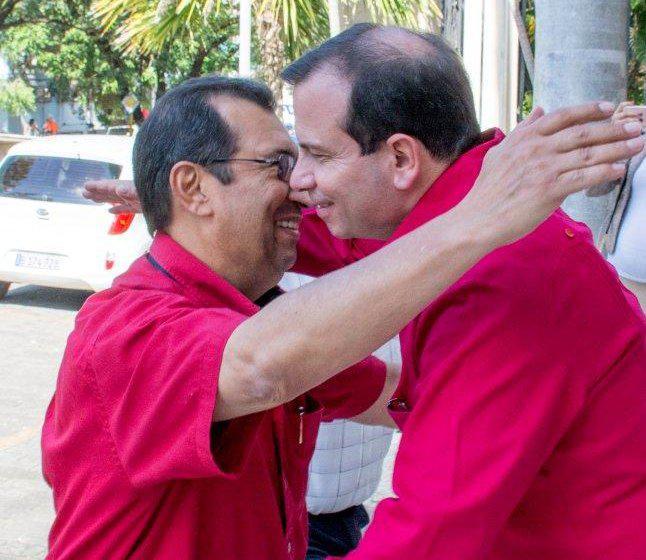 Adán Chávez expone en Cuba verdad de Venezuela ante injerencismo de EE.UU.