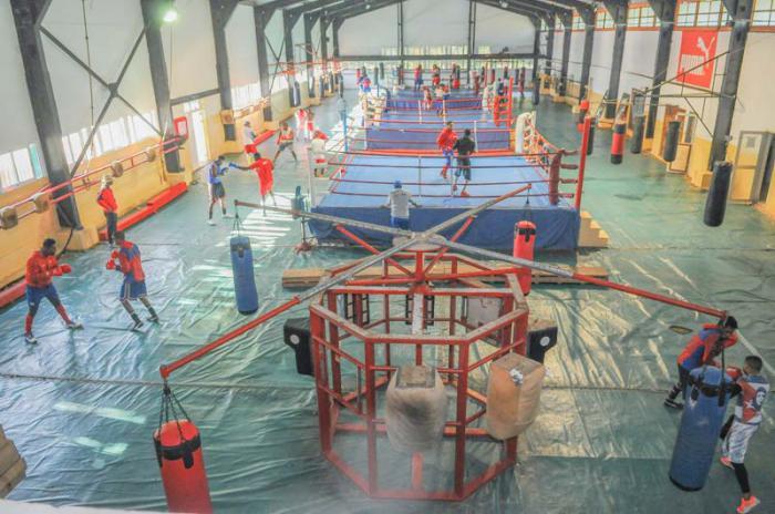 Reconocen labor de la Escuela cubana de Boxeo