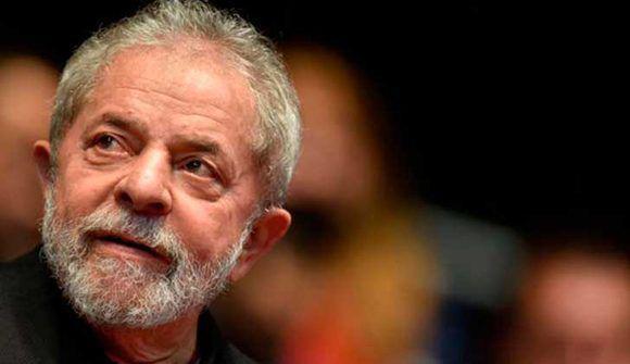 Lula es nuevamente la esperanza de un Brasil mejor. Foto: Telesur