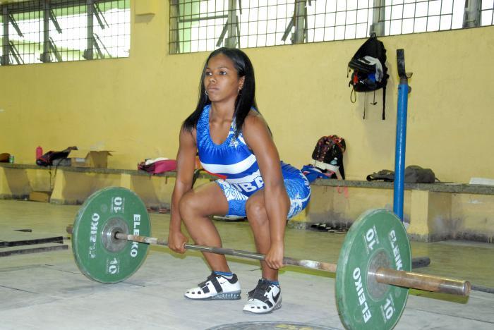 Ludia Montero irá por bronce a Lima