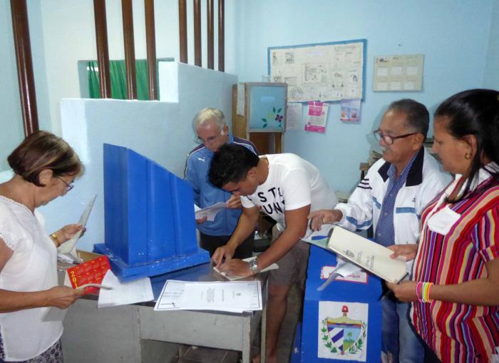 Prueba dinámica en Camagüey evidencia aseguramientos para ejercicio del voto