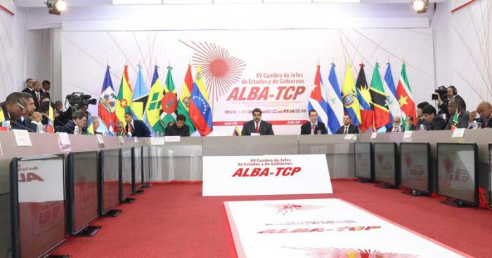 Maduro Puts Economy as Priority for ALBA-TCP