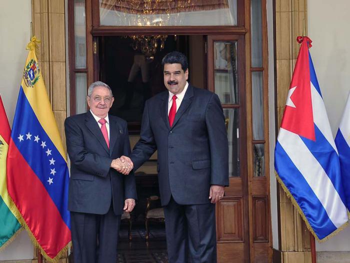 Raúl : est une tâche stratégique et urgente de l'aube de la défense commune de Venezuela