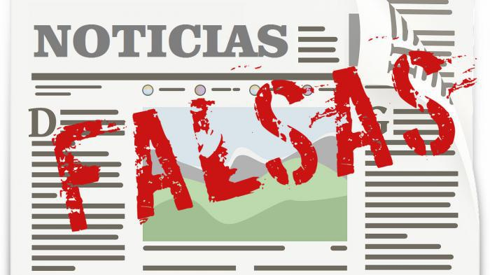 Noticias Falsas , Fake News