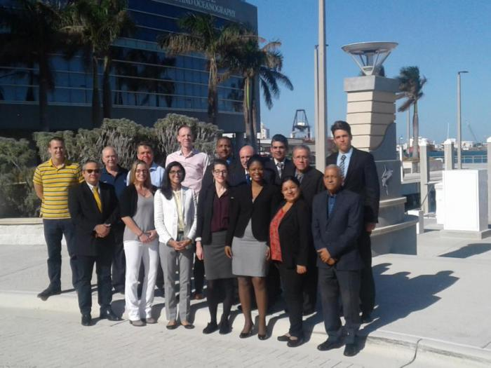 Acuerdan Cuba y EE.UU plan para enfrentar contaminación por derrame de hidrocarburos