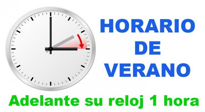 Inicia desde mañana uso del horario de verano en Cuba