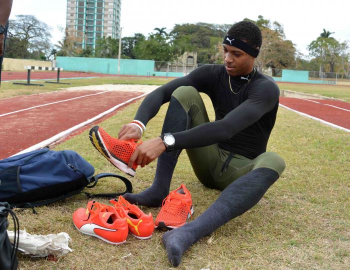 Atletismo camagüeyano defenderá colores cubanos en Lima