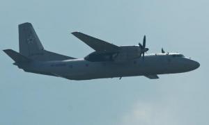 El avión siniestrado en esta ocasión es un Antonov-26. Foto: fobae
