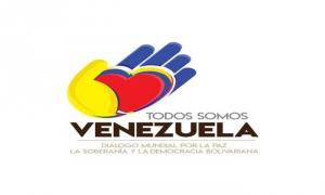 Logo Todos Somos Venezuela.