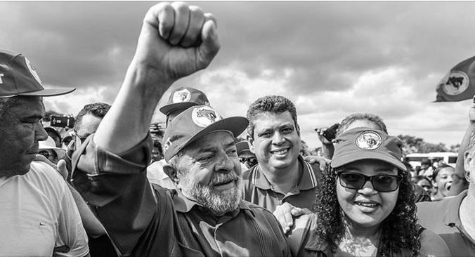 Renuncia Policía Federal de Brasil a detener hoy a Lula