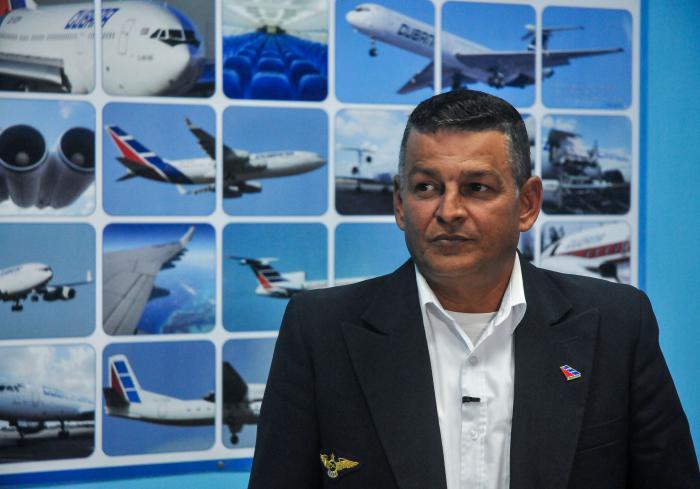 Cubana de Aviación mantiene sus servicios habituales