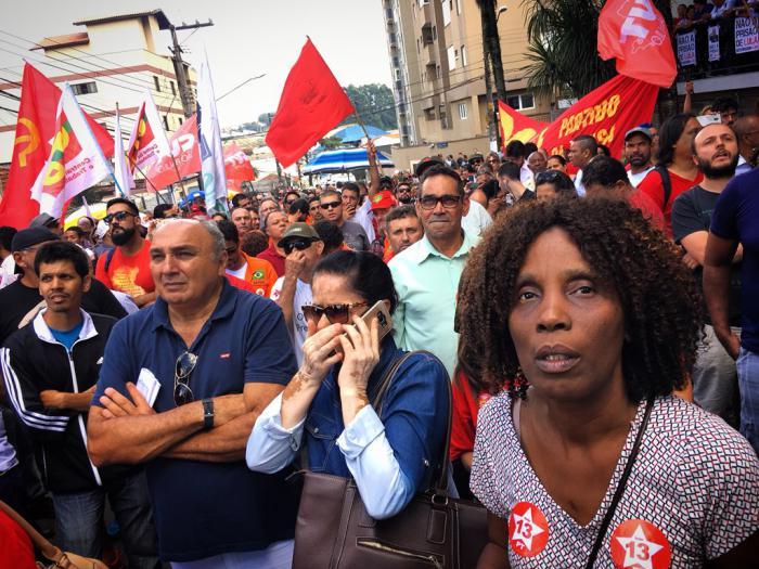 'Apresar a Lula es apresar el pueblo', afirman en Cuba