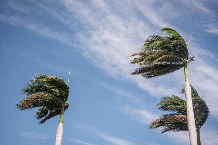 Continúan en Camagüey los vientos algo fuertes y aisladas precipitaciones