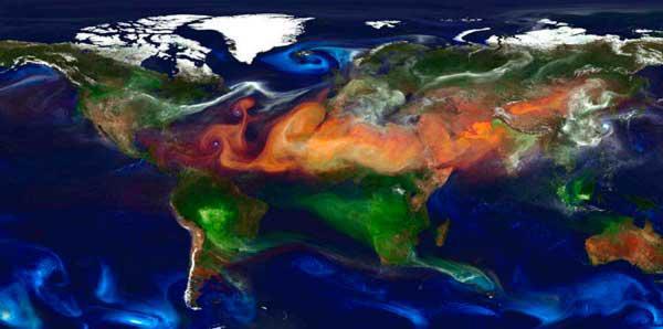 Podrían crear escudos de sombra para bajar la temperatura del planeta
