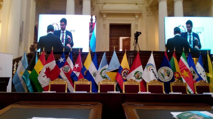 Diputados de Cuba dialogan en III Encuentro de PARLAMÉRICAS