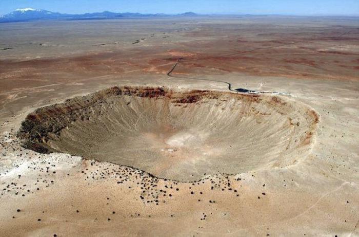 ¿Huellas de colisión de asteroide en Cuba?