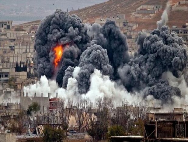 Pentágono considera exitoso ataque de EE.UU. y sus aliados contra Siria