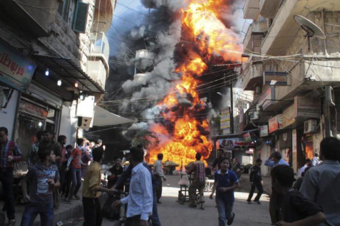 Washington repite en Siria el guión de Yugoslavia e Irak