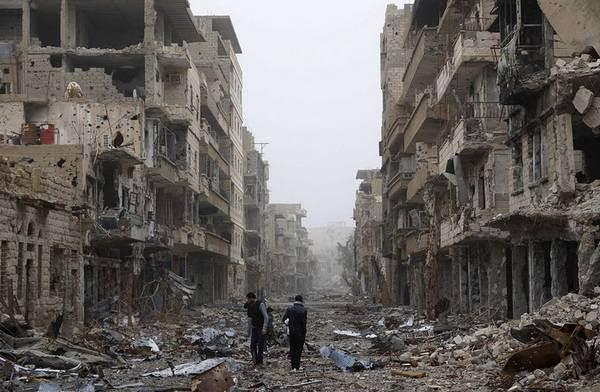 Rusia revela cómo se filmó el supuesto ataque químico en Siria
