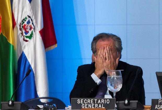 Escándalo de corrupción en la OEA salpica a Luis Almagro