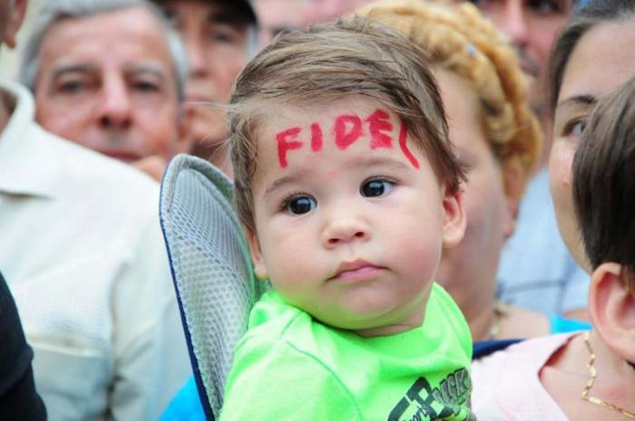 Para los revolucionarios de hoy está el reto de mantener el legado de Fidel.