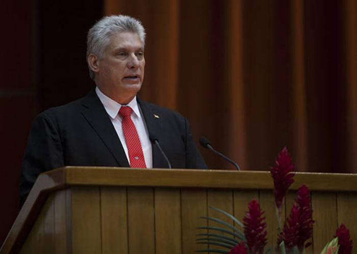 Díaz-Canel: there will be no room in Cuba for capitalism