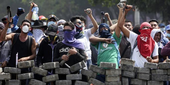 ¿Quién está detrás de las protestas en Nicaragua?