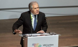 Almagro pronunció el jueves palabras «muy ofensivas sobre Cuba y sus autoridades»