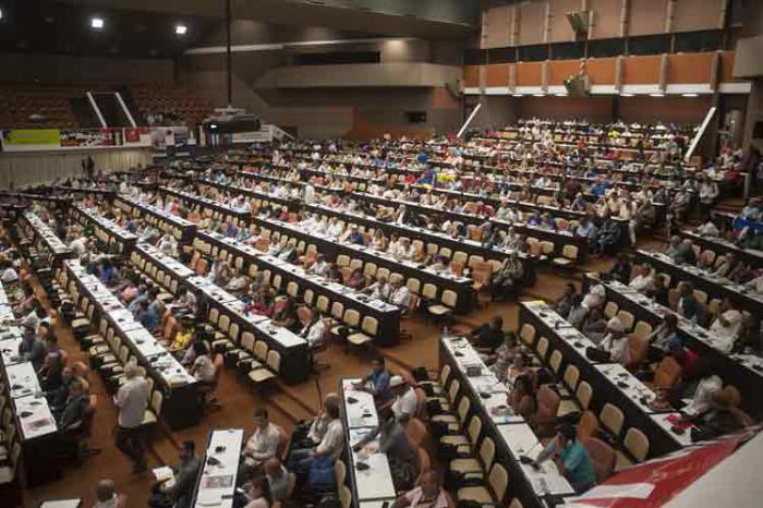 Inició este miércoles Encuentro Internacional de Solidaridad con Cuba