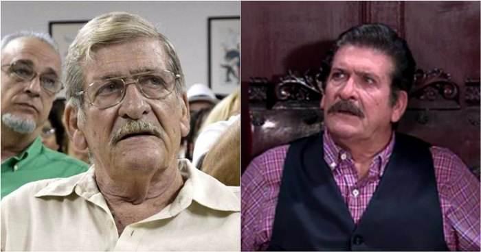 Falleció el reconocido actor cubano Rogelio Blaín