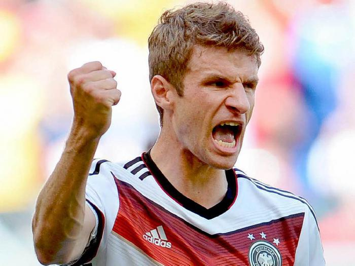Thomas Muller Alemania