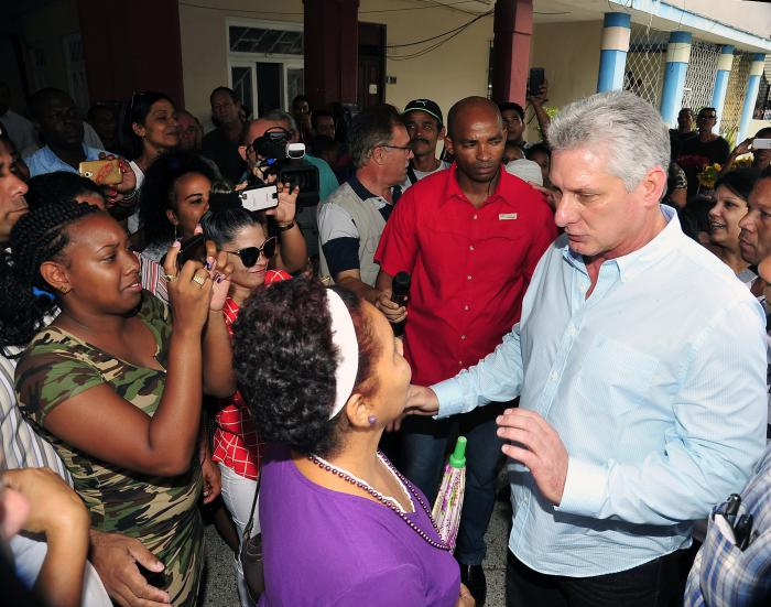 Díaz-Canel insists on the sustainability of the revival work in the Cuban capital