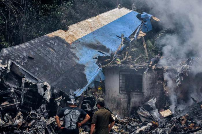 Continúan en Cuba investigaciones sobre accidente aéreo