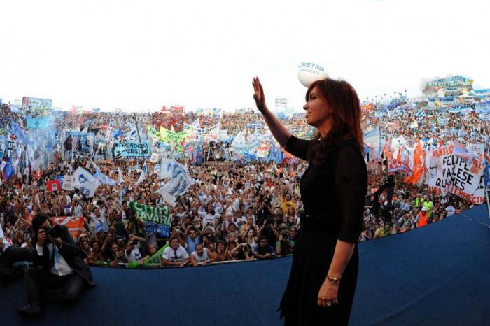 Cristina Fernández de Kirchner (CFK)