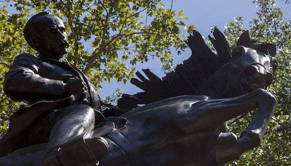 Exaltado José Martí al Salón de la Fama de Escritores de Nueva York