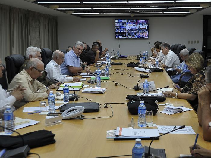 Gobierno cubano impulsa proceso de recuperación