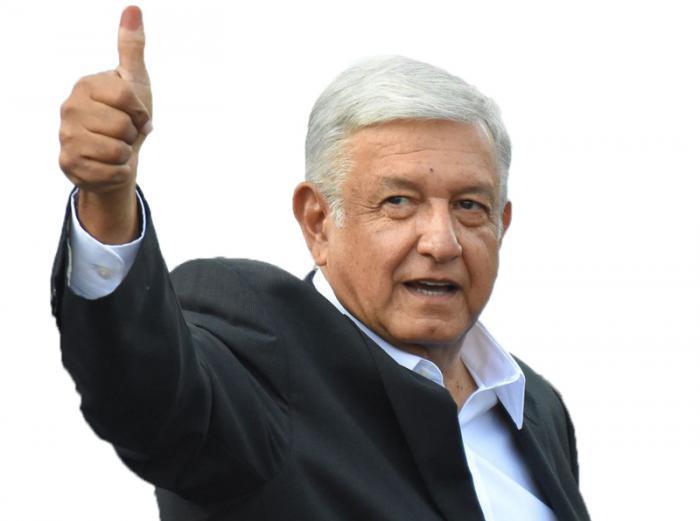 Andrés Manuel López Obrador es el nuevo presidente electo de México