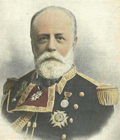 Almirante Pascual Cervera y Topete.