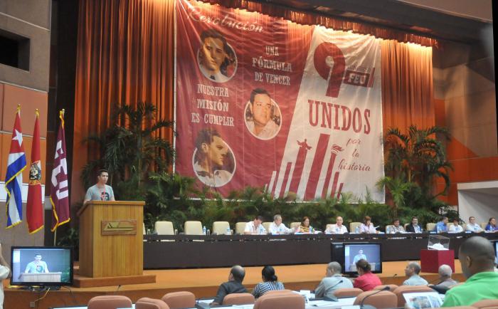 Congreso de la FEU