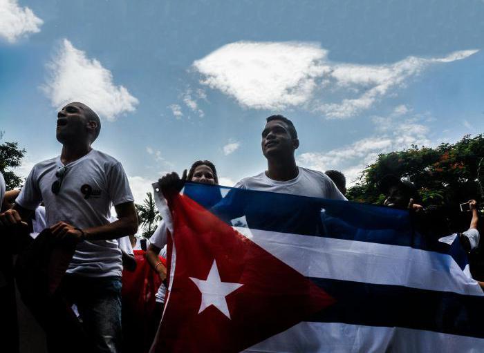 Cuba en el ejercicio de su soberanía e independencia ha defendido una democracia donde las decisiones colectivas son adoptadas