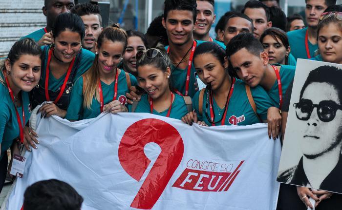 IX Congreso de la Federación Estudiantil Universitaria