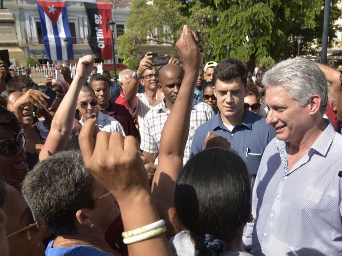 Díaz-Canel intercambiará con funcionarios de órganos municipales de Gobierno